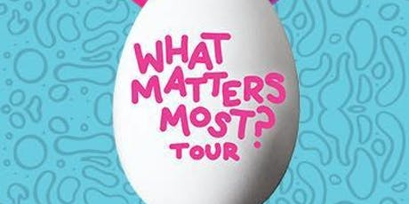 Brick + Mortar: What Matters Most Tour