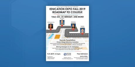 FLEX Education Expo Fall 2019 | Roadmap to College | NorCal tickets