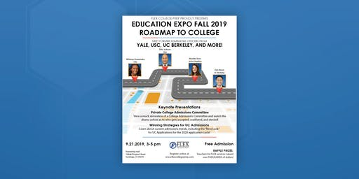 FLEX Education Expo Fall 2019 | Roadmap to College | NorCal