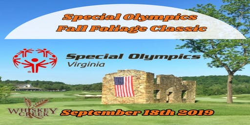Special Olympics Fall Foliage Classic