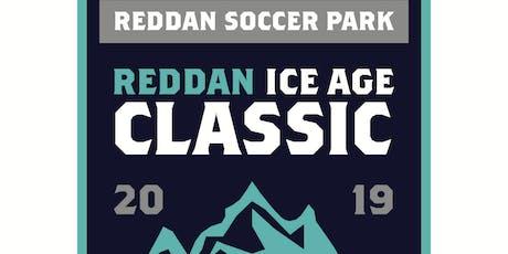 Reddan Ice Age 2019 Parking Pass tickets