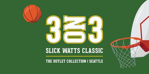 3 on 3 Slick Watts Classic
