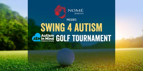 Swing 4 Autism Golf Tournament 2019 tickets