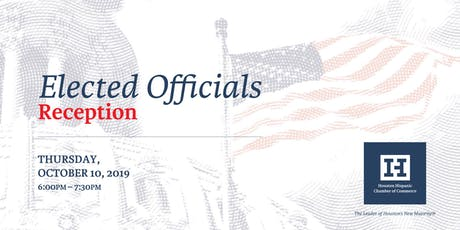 2019 Elected Officials Reception tickets