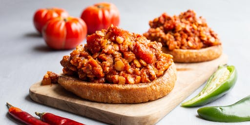 Turkey and Lentil Sloppy Joes