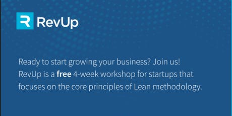 RevUp: Core Principles of Lean Methodology tickets