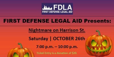 FDLA Presents: Nightmare on Harrison Street