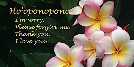 Free Yourself through Ho'oponopono tickets