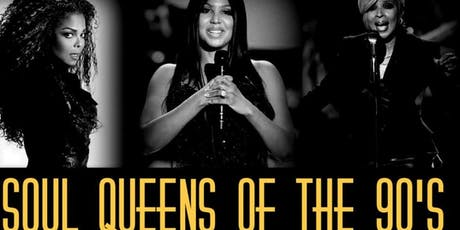 '90s Soul Queens Salute : Mary J. Blige and Janet Jackson & Toni Braxton tickets