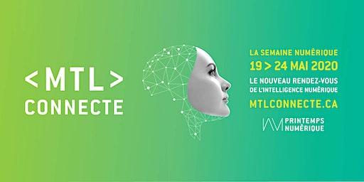 MTL connecte 2020 : La Semaine numérique | Digital Week