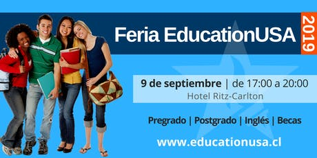 Feria EducationUSA 2019 - Santiago entradas