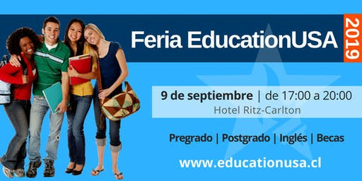 Feria EducationUSA 2019 - Santiago