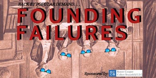Founding Failures