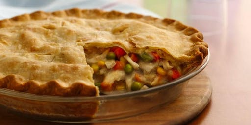 PATH Chicken Pot Pie Sale