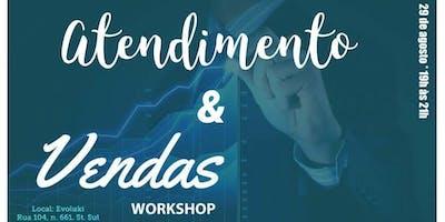 Workshop de Vendas e Atendimento
