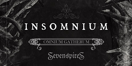 INSOMNIUM at the Park Theatre tickets