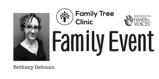 Family Tree Clinic Presents: Parents Are Sexuality Educators