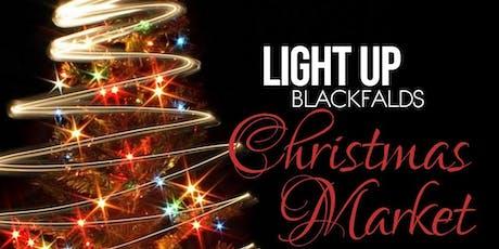 Light Up Blackfalds Christmas Market tickets