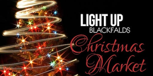 Light Up Blackfalds Christmas Market
