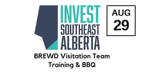 BREWD Business Visitation Training & BBQ tickets