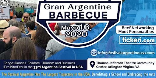 33RD GRAN ARGENTINE FESTIVAL 2020