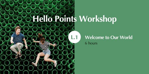 POINTS OF YOU® L.1 HELLO POINTS