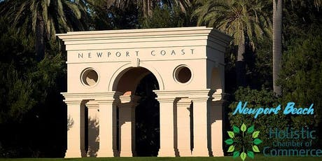 Holistic Chamber of Commerce Newport Beach Chapter Monthly Meeting tickets