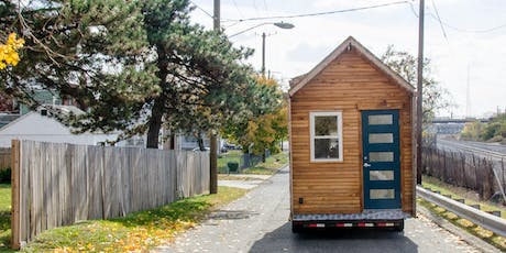 Tiny Houses 101 (Lunchtime Learning) tickets