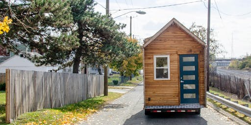 Tiny Houses 101 (Lunchtime Learning)