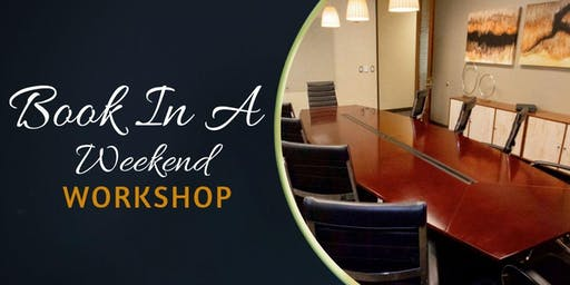 Write And Publish Your Book In A Weekend Workshop