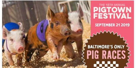 18th Annual Pigtown Festival tickets