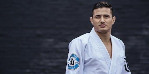 Caio Terra Brazilian Jiu Jitsu Seminar Seattle 2019