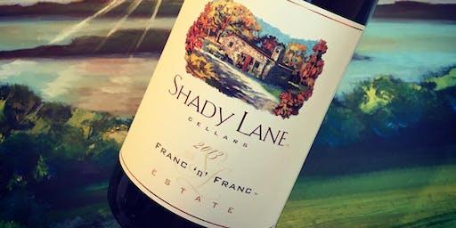 Shady Lane Cellars Winemaker's Dinner