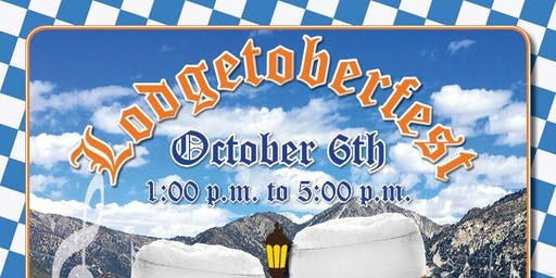 3rd Annual Lodgetoberfest