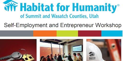 Self-Employment & Entrepreneurship Workshop