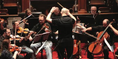 """Two Rivers Chamber Orchestra Presents """"Untried and True"""""""
