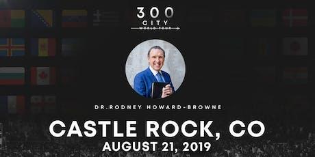 Castle Rock, Colorado tickets