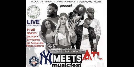 NYC MEETS ATL MUSIC FEST