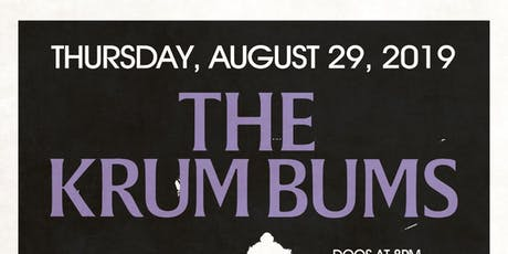 Krum Bums with Gen Why, Band of Bastards, One Shot Down and Disowned @ Barracuda Austin tickets