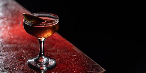 Secret Room Cocktail Classes at The Continental Club