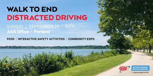 AAA Northern New England Walk to End Distracted Driving