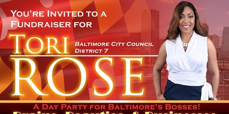 Brains, Beauties, & Businesses- A Day Party for Baltimore's Bosses! tickets