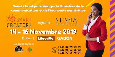 SIISNA 2019 Libreville (Gabon) tickets