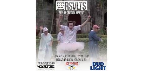 RSVLTS Official Hoboken Meetup - NFL Kick Off Party! tickets