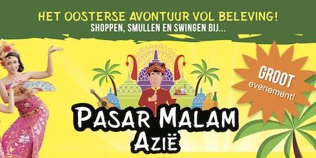 PASAR MALAM AZIË in Breda (najaarseditie) tickets