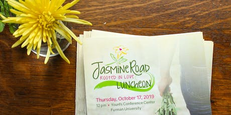 "Jasmine Road ""ROOTED IN LOVE"" Luncheon 2019 tickets"