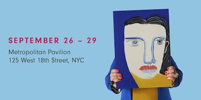 Affordable Art Fair NYC Fall 2019