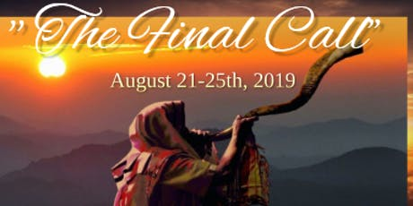 """2019 ODCT Meetings """"The Final Call"""" tickets"""