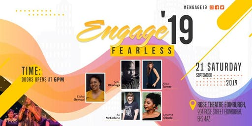 Engage 2019- Fearless