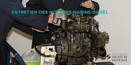 Entretien des moteurs marins diesel (20-14) billets